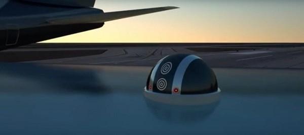 激光防撞系统将提高飞机起飞降落时的安全