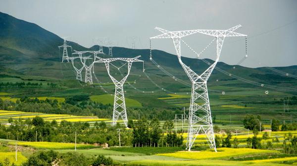 1-10月华北电网消纳风电512亿千瓦时