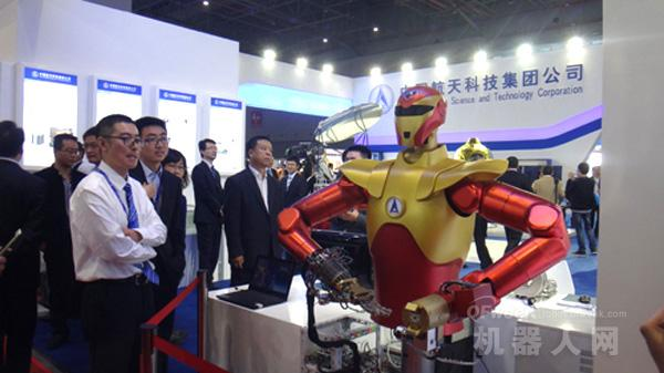 工博会深度直击:服务机器人与特种机器人专篇