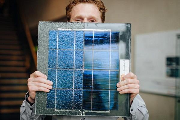 太阳能马路