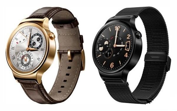 """华为Watch采用了圆形设计,被誉为""""最像手表的智能手表""""。1.4寸的OLED屏幕,分辨率400×400,286PPI,显示效果令人满意。外部还有极其坚硬的蓝宝石玻璃,相信耐用性会加分不少。   表身采用不锈钢,还有黑色陶瓷材质、玫瑰金可选,戴起来重量合适,并不笨重。与那些塑料材质的竞品拉开了差距。当然,42mm的表径+11."""