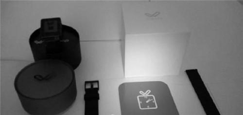 Weloop小黑2智能手表开箱评测:黑的漂亮