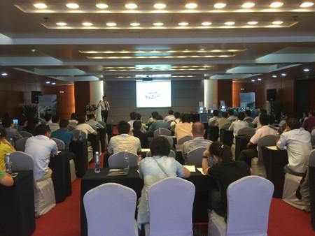 智能汽车与车联网测试技术巡回研讨会