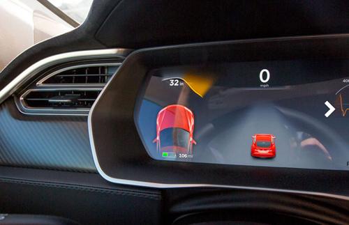 美国权威杂志评测特斯拉自动驾驶功能:超越奔驰/本田同类系统(图)