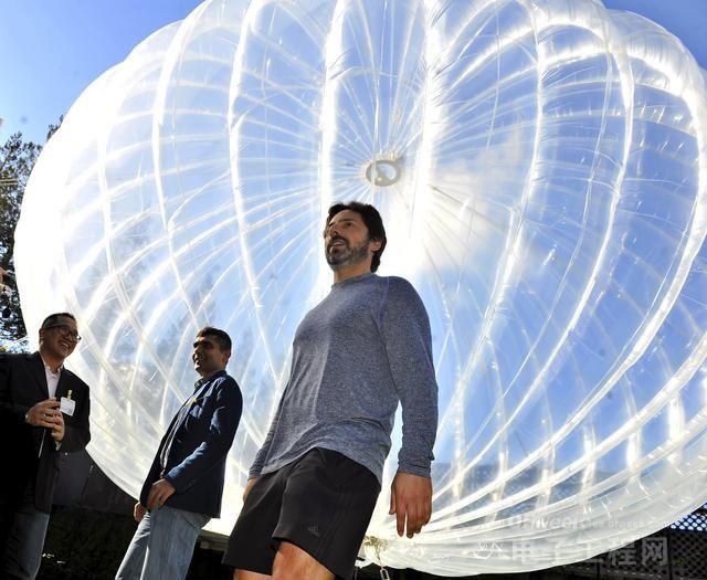 用热气球来充当信号塔?