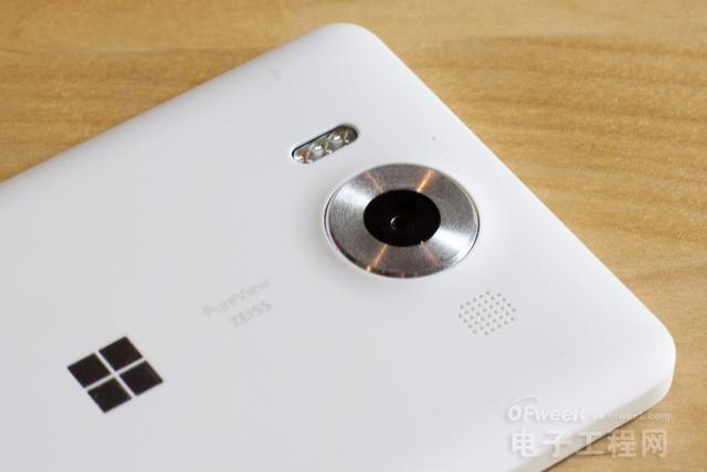 微软Lumia 950评测:Windows新旗舰能虹膜识别