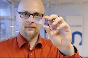 芬兰发明高清虚拟显示技术为智能眼镜瘦身