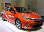 丰田加速扩张中国市场 混动车型销量欲翻10倍