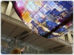 LG全球最大OLED屏幕亮相韩国仁川机场