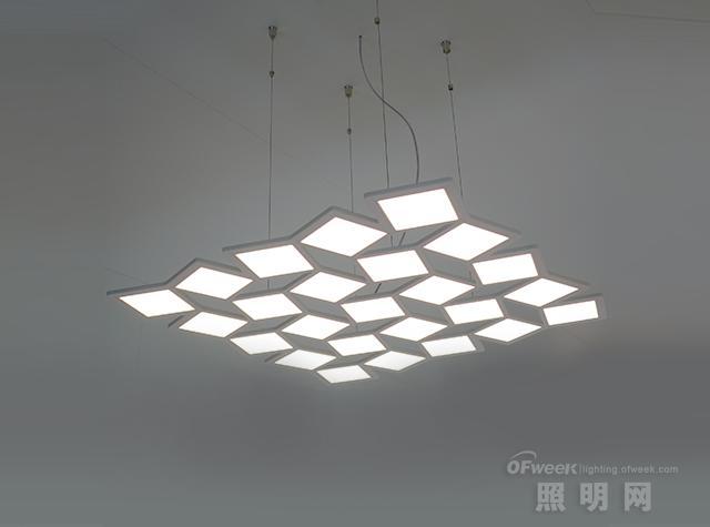 关于健康照明OLED的特点优点介绍