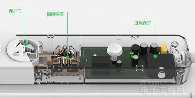 COCO智能插线板评测 远程控制自动断电