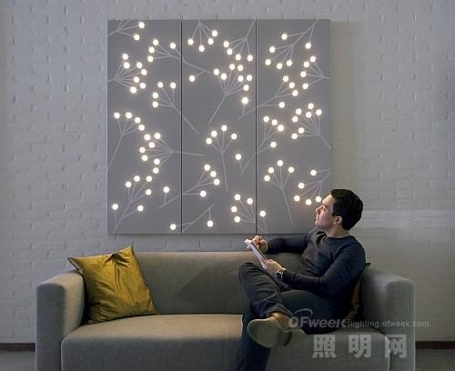 patterns智能照明系统