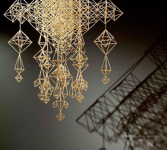 【案例分享】天花板吊灯让气氛多彩、轻松而又愉快