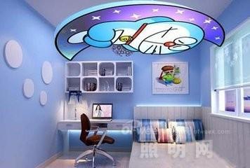 护眼、安全、环保 营造符合成长需要的儿童房灯光