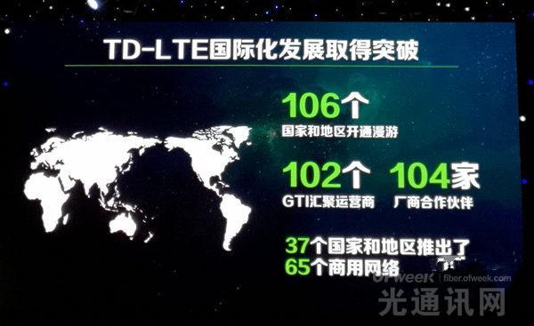 【现场直击】全球合作伙伴大会 中国移动董事长尚冰细数4G成