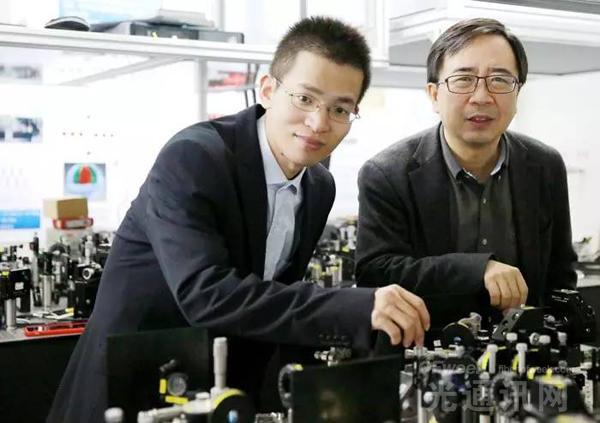 """专访获""""2015国际物理学十大突破""""殊荣的量子科研团队"""