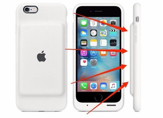 【揭秘】苹果背夹电池保护壳别扭的背后