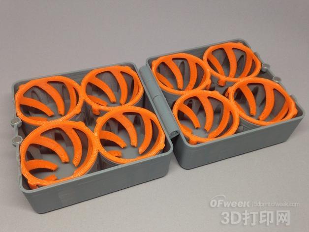 有了3D打印还用担心鸡飞蛋打吗?