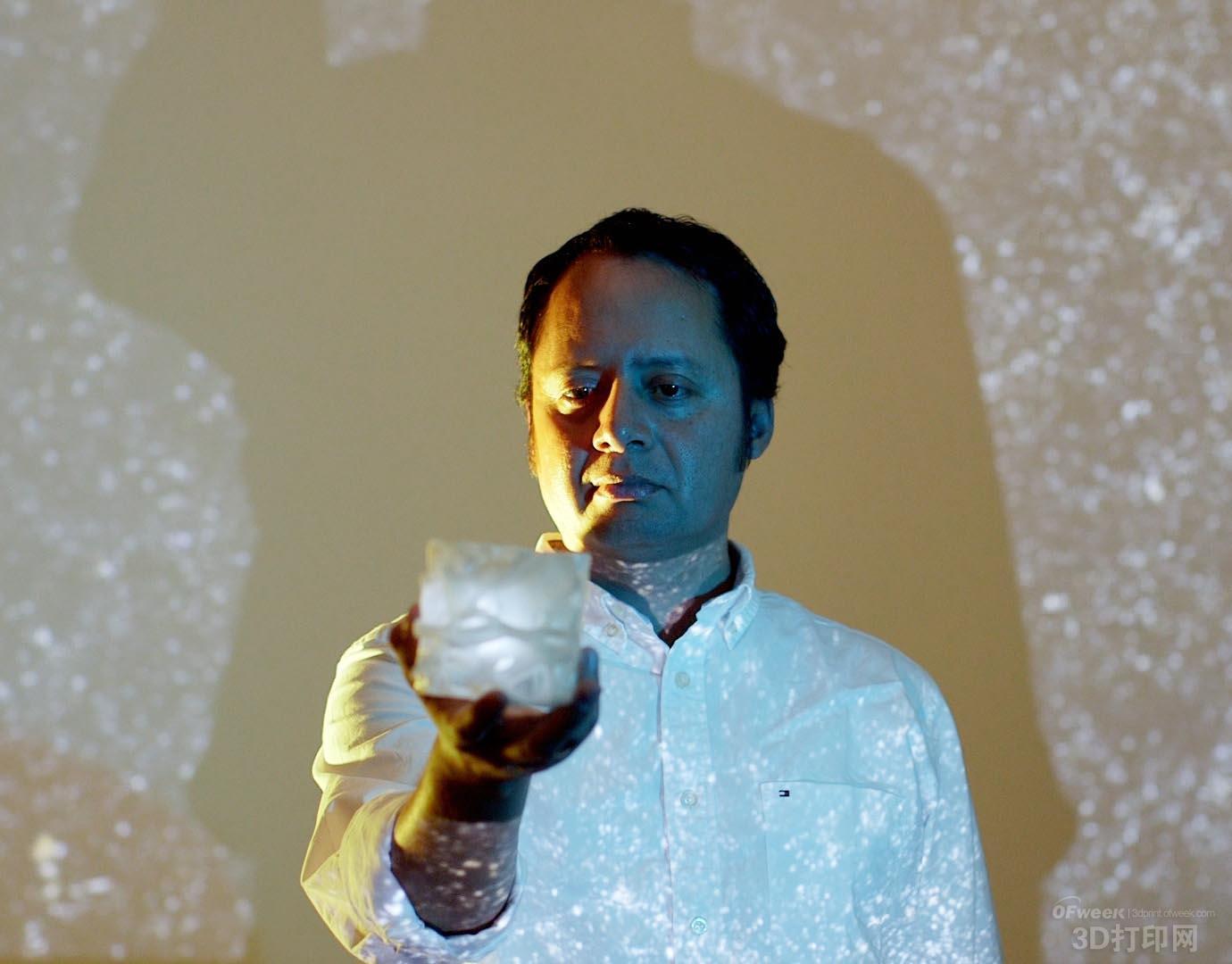 加州大学通过3D打印技术研究宇宙奥秘