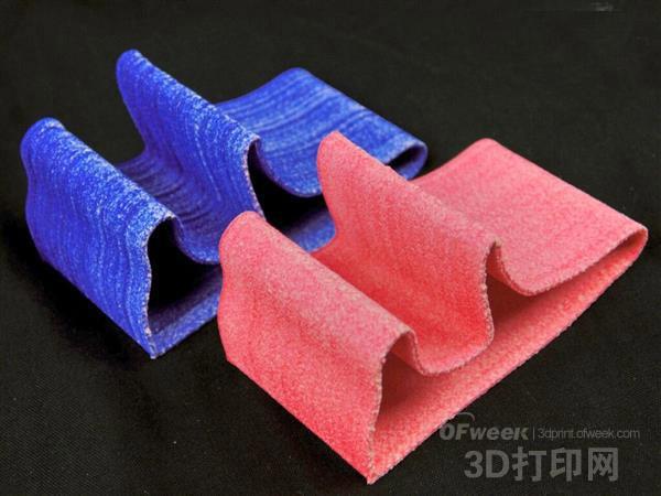 德国公司开发全新橡胶3D打印线材