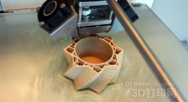 瑞典公司加大研发 力推木质打印材料时代