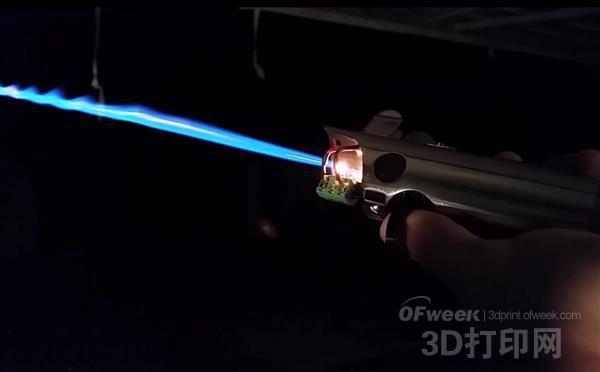 "3D打印星球大战最真实""激光剑""诞生"