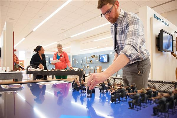 乐器博物馆3D打印整个交响乐乐队