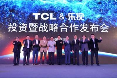 """乐视入股TCL 为""""中国制造2025""""奠定强大基础"""