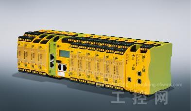 Pilz推出可配置控制系统 PNOZmulti 2中的新型基础单元