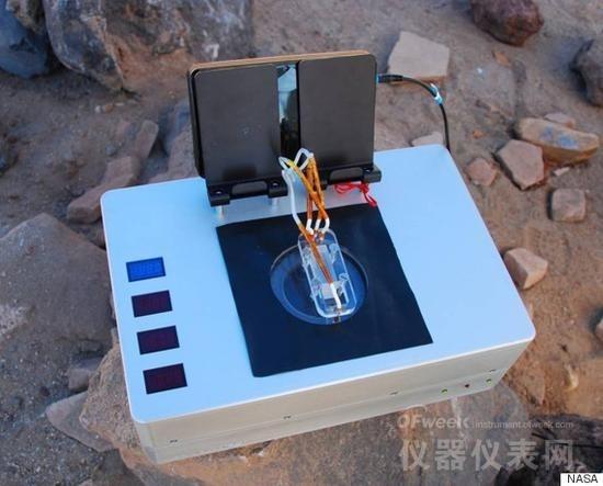 《星际迷航》中的科学分析仪已成现实