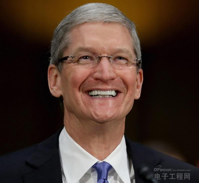 苹果:蒂姆·库克