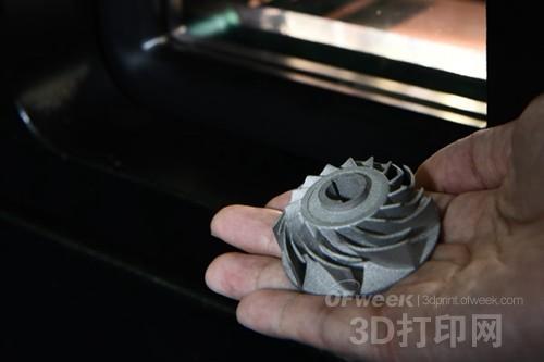 台湾工研院可实时调控3D打印金属部件硬度
