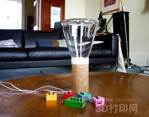 3D打印让失聪孩子带来别样音乐体验