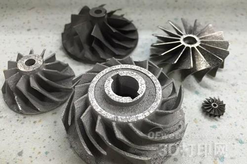 """金属3D打印不再""""一硬到底"""" 真正实现定制化"""