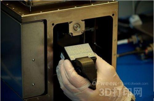 重磅!太空国际空间站成功完成3D打印!