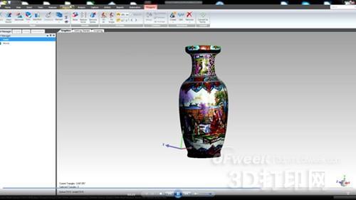 SMARTTECH3D彩色扫描:文物三维扫描方式大革新