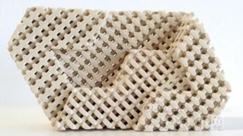 Tethon 3D最新技术可提高3D打印陶瓷对象强度