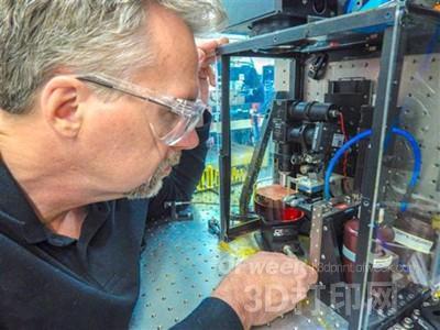 LLNL为投影微立体光刻3D打印机申请专利