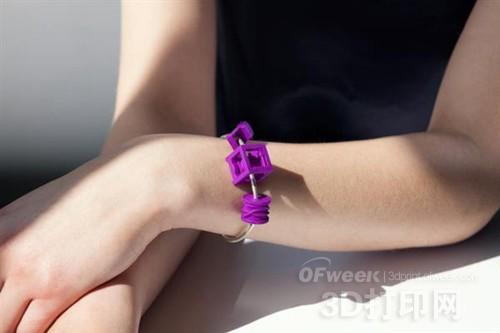 这才是气质!面向现代女性的3D打印珠宝来了!