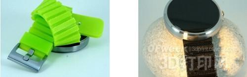 """最新技术:""""全内反射""""让3D打印件散发宝石般光泽"""