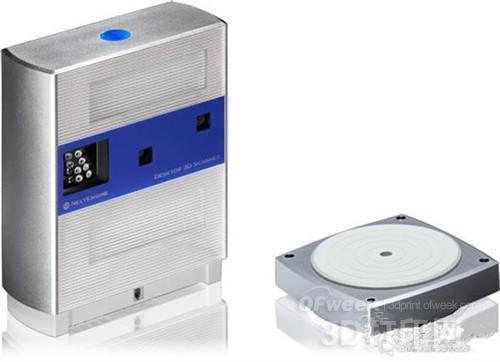 盘点六大性价比最高的3D扫描仪