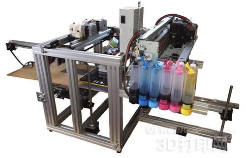 a-z-ia.net推出独特彩色FDM 3D打印工艺