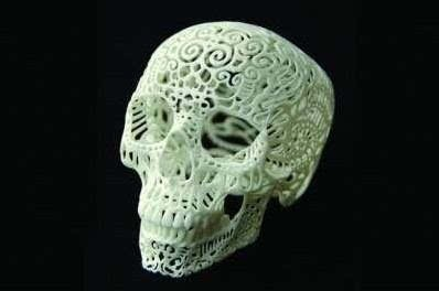 未来一定属于3D打印时代