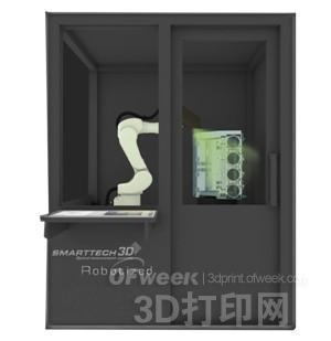 机械臂式3D扫描仪:密闭空间扫描更具优势