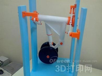 印度国家航天实验室3D打印零部件原型