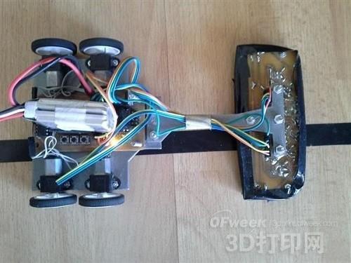 主要看气质!那些萌萌哒3D打印机器人!
