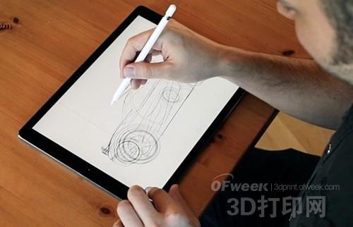 全球首款基于iOS系统的手绘3D建模软件uMake