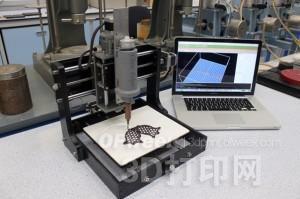 3D打印定制巧克力来袭:宛如艺术品不忍下口