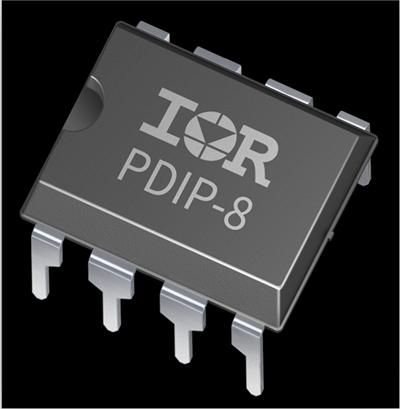 英飞凌推出支持高压、高速IGBT和功率MOSFET的IRS2005