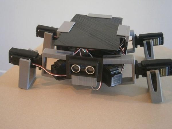 史上最萌DIY:会打招呼的乌龟机器人